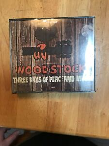 Woodstock-Two-2CD-Set-US-BMG-Music-Club-Issue-Needs-New-Jewel-Case