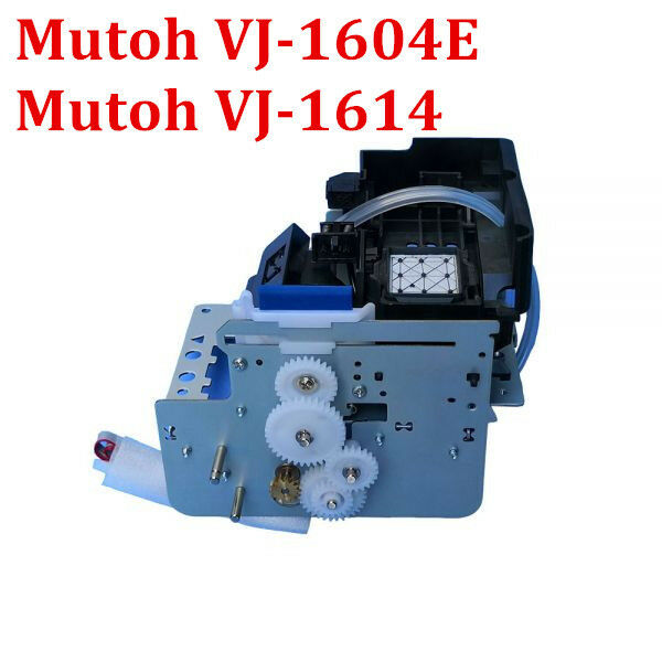 New Solvent Resistant Pump Capping Assembly for Mutoh VJ-1604E//VJ-1614//VJ-1304