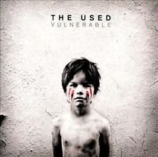 Vulnerable by The Used (CD, Mar-2012, Hopeless Records)