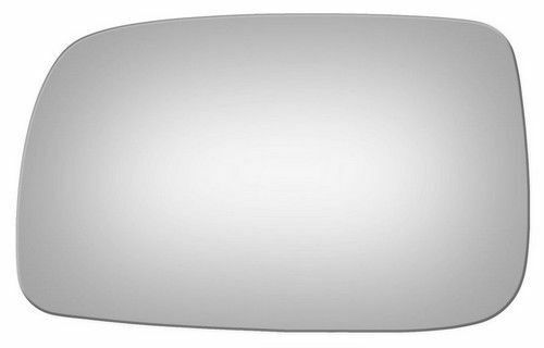 Driver Side View Drop Fit OE Replacement Mirror Glass F41032 Fits Toyota