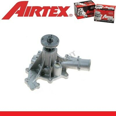 Airtex Engine Water Pump for 1974-1978 Ford Mustang II 2.8L V6 Auxiliary wv