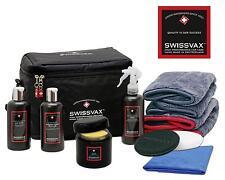 SWIZÖL SWISSVAX Entry Collection mit Onyx Wachs 200 ml (Einsteiger-Set)