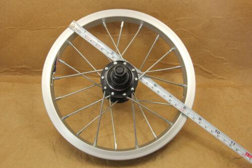 Bike Bicycle Rear Wheel 12 X 1.75/'/' Scooter Kids Bike Double Thread