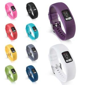 Garmin-Vivofit-4-Strap-Band-Replacement-Wristband-Bracelet-Classic-Buckle