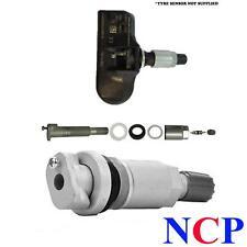 Peugeot 207, 307, 407, 508 Válvula de sensor de tipo VDO Kit de reparación de la presión del neumático TPMS