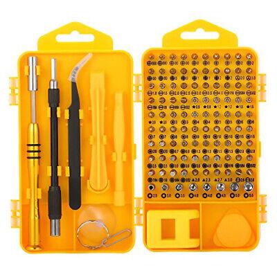 Kit de tournevis de precision 110 en 1 professionnel multifonction iphone etc