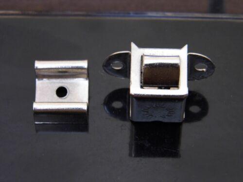 Meubles Schnäpper türschnäpper Ferme-Portes automatiques métal 2 x avec contre plaque
