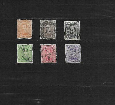 Genossenschaft Alte Satzmarken Aus Belgien