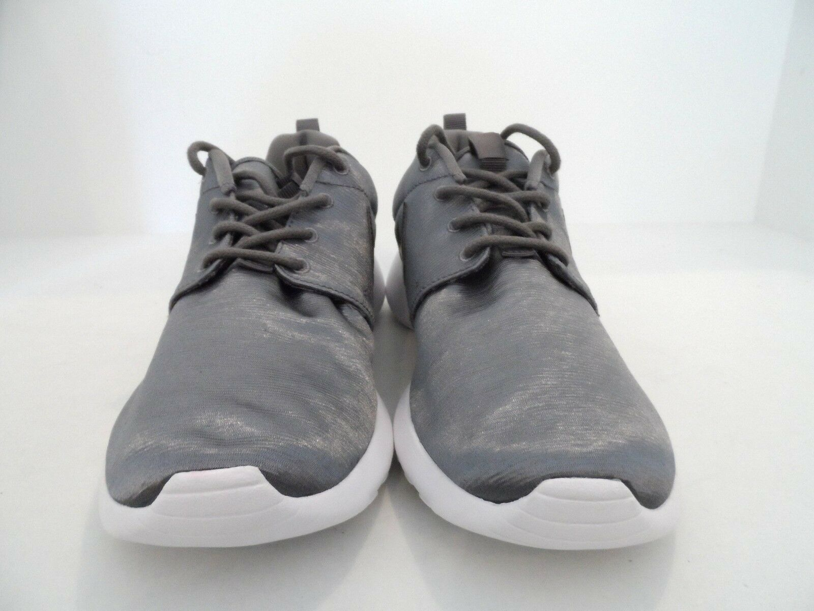2f7bf8dd9a2 ... Nike Women s Roshe One PRM Running Shoes Shoes Shoes Smoke Gray White  Size 7 d4b424 ...