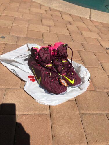 5 Helix Double Nike Lebron 12 Box ohne Größe 11 Nagelneu 7wzxfRf