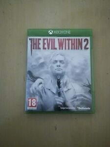 """Jeu XBOX one """" The Evil Within 2 """""""