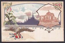 MILANO CITTÀ 366 ESPOSIZIONE EXPO 1906 CHININO DI STATO - FARMACEUTICI Cartolina