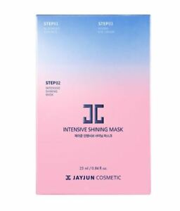 Jayjun 10 Piece Intensive Shining Mask Pack(0.84 fl.oz, 25ml) Garnier Skincare Innovations BB Cream & Eye Roller - Light/Medium