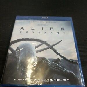 Alien: Covenant (Bluray/DVD, 2017)