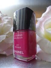 217 SPLENDEUR Bright Deep Fuschia CHANEL vernis nail varnish rare new mint box