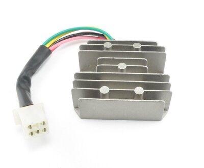 Voltage Regulator Rectifier 5 Wires, Motorcycle 5 Wire Regulator Rectifier Wiring Diagram