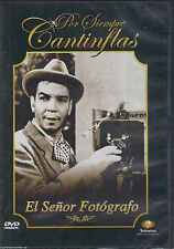 DVD  - El Senor Fotografo NEW Por Siempre Cantinflas FAST SHIPPING !
