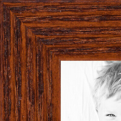"ArtToFrames 1.125/"" Custom Poster Frame  Rich Black on Maple Wood 4107 Large"