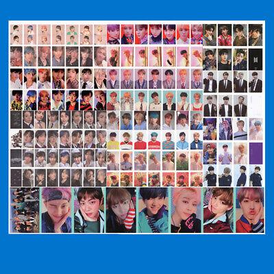 HughFan Lot de 7 cartes postales Kpop BTS 9 x 5,5 cm