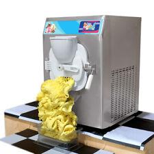 Commercial High Capacity Countertop Hard Gelato Ice Cream Machine 8 11galhour