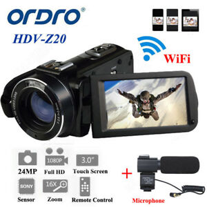 Ordro-HDV-Z20-1080P-numerique-Camera-Video-16-Zoom-24MP-Face-Detection-2017-A2
