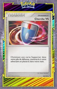 Cherche-VS-Platine-Vainqueurs-Supremes-140-147-Carte-Pokemon-Neuve-Francaise