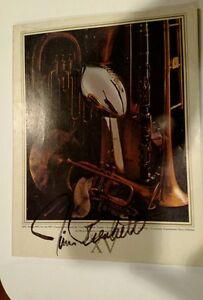 1981 Super Bowl XV RAIDERS VS EAGLES Game Day Program Auto JIM PLUNKETT MVP