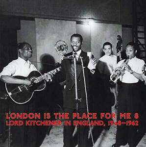 London-Is-The-Place-For-Me-8-Lord-Kitchener-In-England-1948-1-NEW-2-VINYL-LP