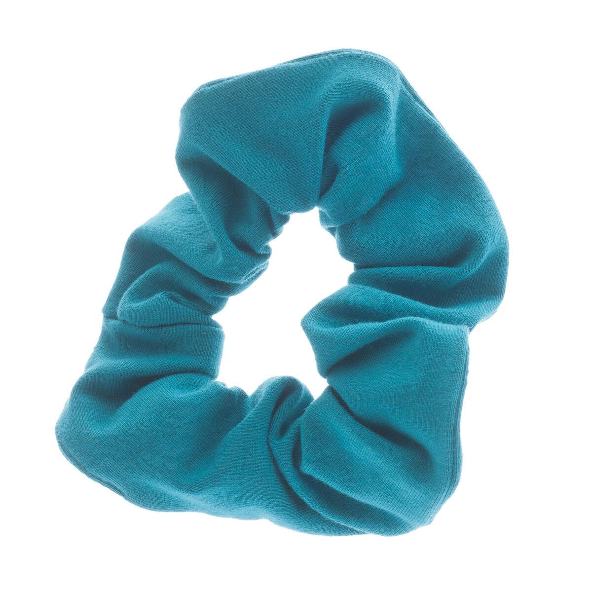 girls ballet dance gymnastics cotton scrunchie by katz dancewear