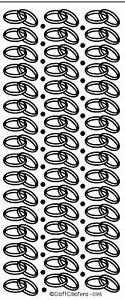 1 Sheet 48 Wedding Rings 1cm High Peel Off Stickers Card Making Scrapbook - <span itemprop='availableAtOrFrom'>Surrey, United Kingdom</span> - 1 Sheet 48 Wedding Rings 1cm High Peel Off Stickers Card Making Scrapbook - Surrey, United Kingdom