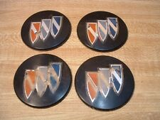 "1960's 1970's BUICK ~ SET OF 4 HUBCAP WHEEL COVER CENTER EMBLEMS ~2 7/16"" ACROSS"