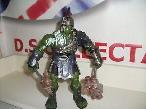 Marvel Legends Baf Gladiator Hulk Complet Remise de Ragnarok Posatge
