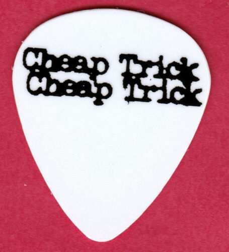 CHEAP TRICK LOGO GUITAR PICKS SET OF 4