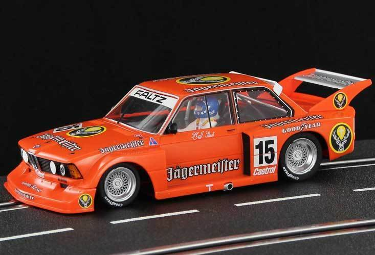 Racer Latéral BMW 320  15 Groupe 5 Jagermeister Nurburgring 1977