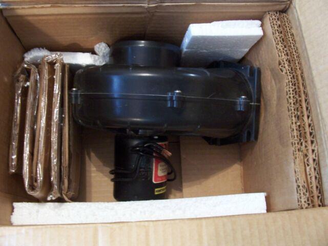 JABSCO 35400-7000 Flange Mount Plastic Blower 12vdc for sale online