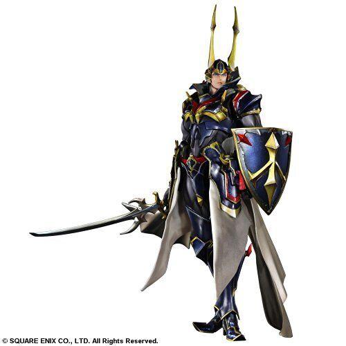 Square Enix variante Play Arts Kai Figura Final Fantasy Héroe De Luz