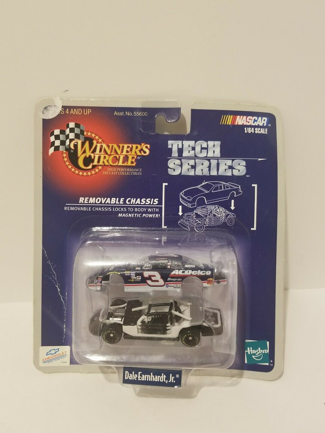 Nascar 1998 Winners Circle Dale Earnhardt Jr AC Delco Tech Series 1 64 Scale