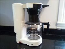 Braun Electric 12 Cup Coffee Maker Type 4053 Vintage