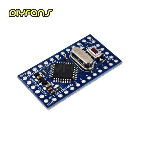 Pro Mini//Nano V3.0 ATmega168//328P CH340G//FT232 Chip 3.3//5V 8//16M MicroController