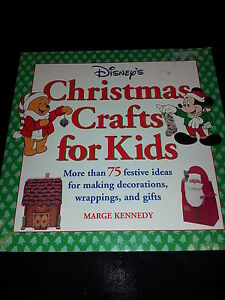 Disney Christmas Crafts For Kids 75 Festive Ideas Marge Kennedy Boys