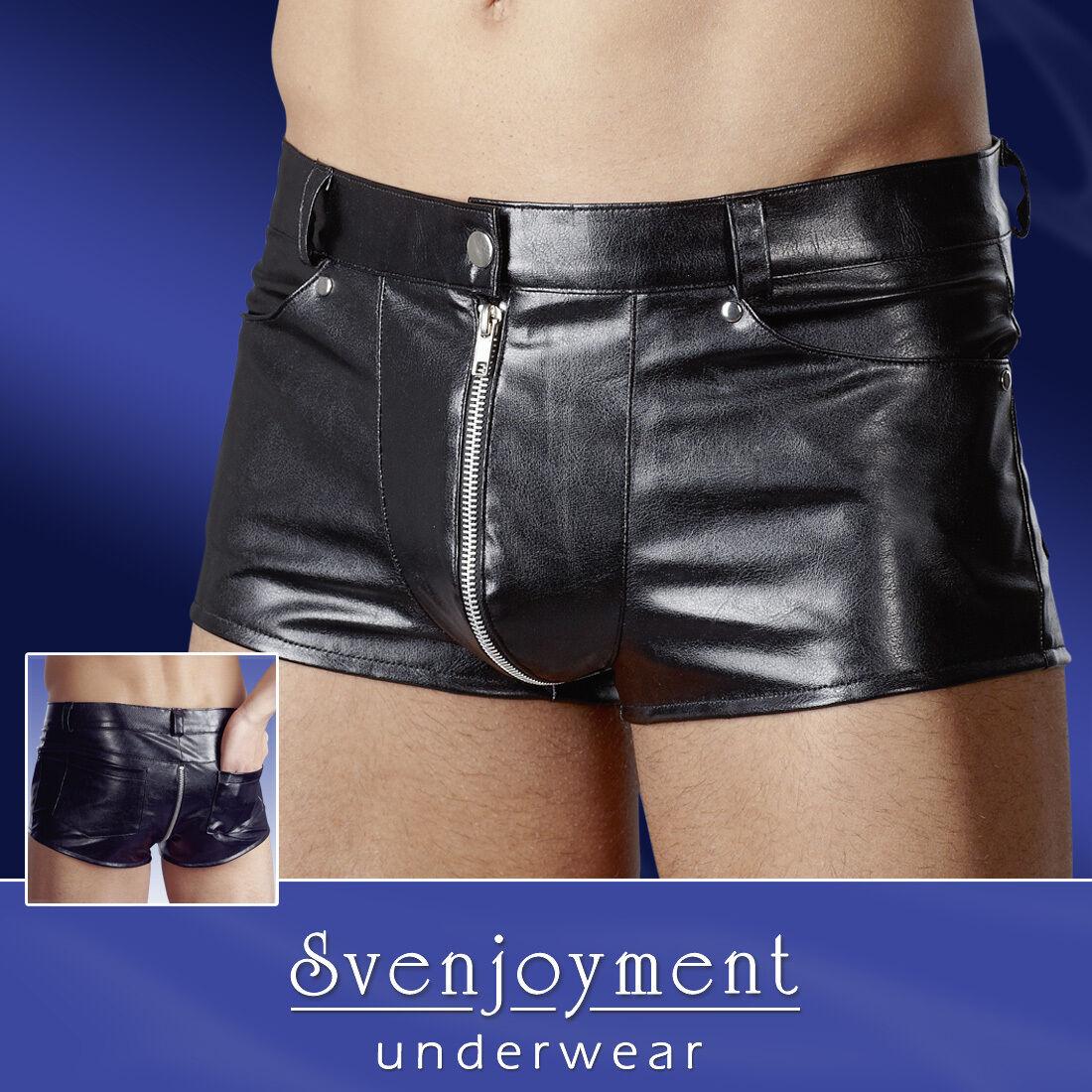 Shorts im stylischen Uniform Look - Herren Dessous Männer Unterwäsche  ♥♥♥ | Spezielle Funktion  | Guter weltweiter Ruf  | Mittel Preis  | Spielzeugwelt, spielen Sie Ihre eigene Welt  | Lebensecht