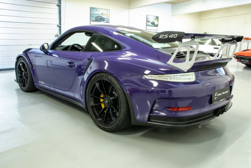 Porsche 911 GT3 RS Coupé PDK - 4