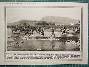 1915 Première Guerre Mondiale G.Mondiale 1 Imprimé ~ Écroulé Rebellion Afrique TmWtQP4x-08045224-873790527