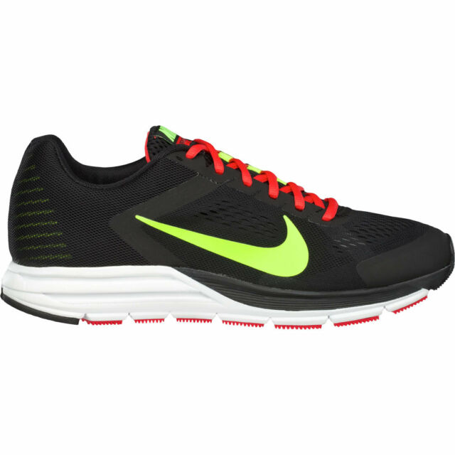 023ffabcea1 NIKE ZOOM STRUCTURE + 17 UK SIZE 6 - 11 NEW RUNNING TRAINERS SHOES BLACK  RARE