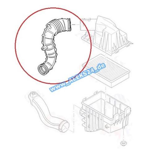 TUBO di Aspirazione Aria Aria Tubo Guida Ford Transit Bus riquadro 2.2//2.4//3.2 TDCi