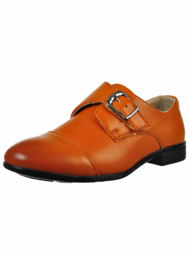 Sizes 7-8 Easy Strider Boys/' Dress Shoes