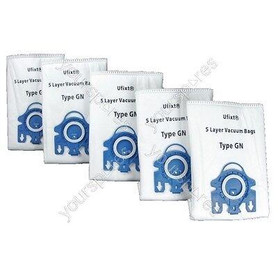 Getrouw Miele S4212t Vacuum Bags Type Gn X 5 + 2 Filters Om Jarenlange Probleemloze Service Te Garanderen