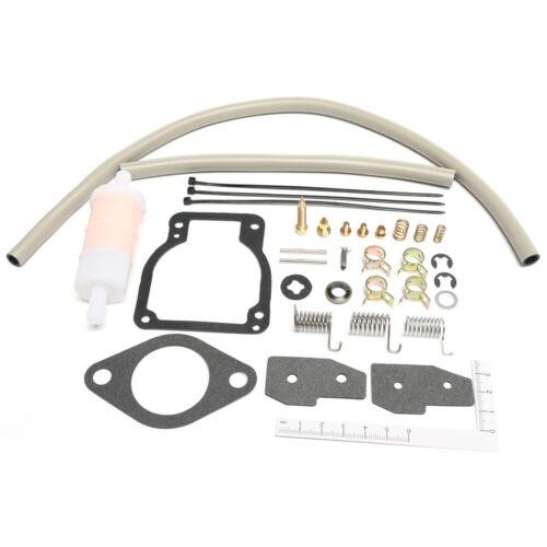 Mercury 70-75-90-115-120-125 HP Carburetor Kit 1395-823635 4 SIERRA 18-7750-1 MD