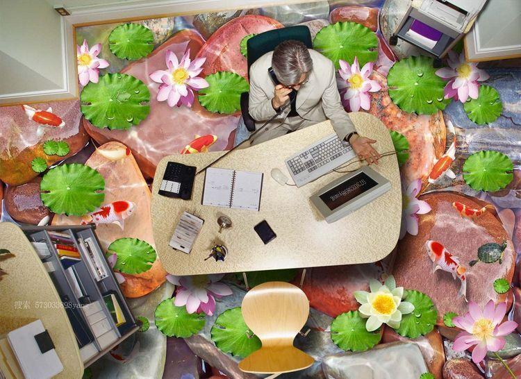 3D Bel Mare 8 Fond Fond Fond d'écran étage Peint en Autocollant Murale Plafond Chambre Art ea9b4e