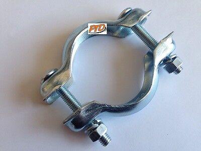 3 Stück Auspuffschelle Klemmschelle Rohrverbinder  für RENAULT Ø 69 mm TOYOTA
